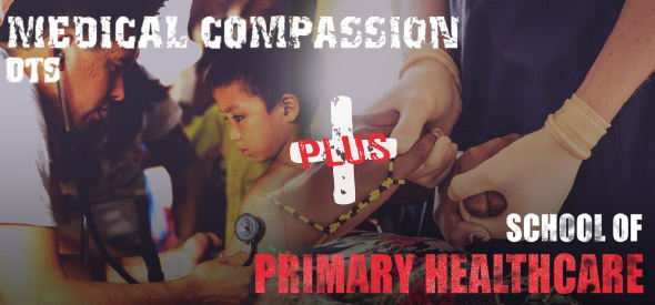YWAM Medical Missions Track Medical Compassion DTS PLUS
