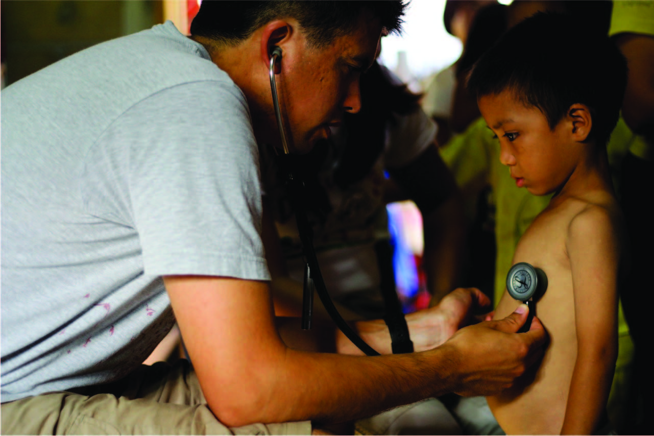 YWAM Marine Reach NZ DTS Medical Compassion DTS