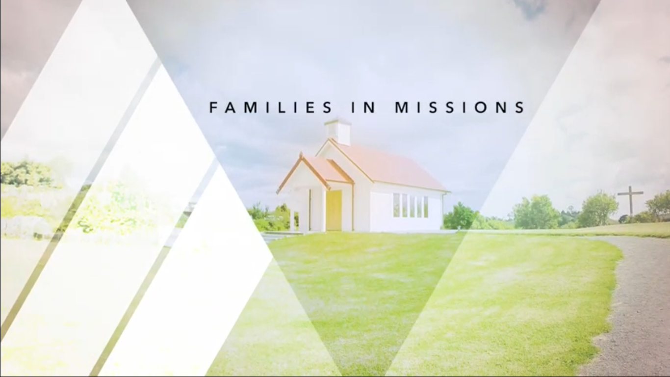 Families in Missions YWAM New Zealand