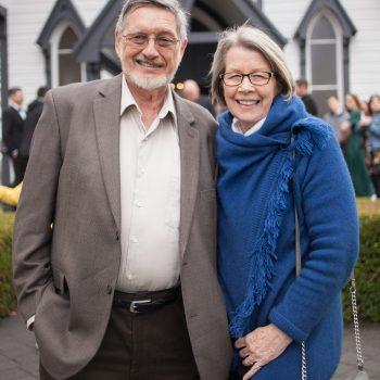YWAM NZ Marine Reach Founders David and Linda Cowie